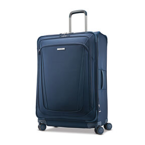 "Samsonite Silhouette 16 Expandable 30""  Spinner in the color Evening Teal."
