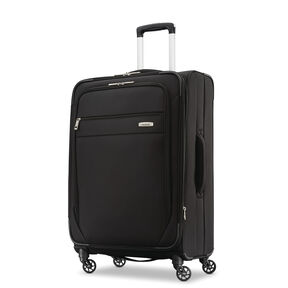 "Samsonite Advena 25"" Expandable Spinner in the color Black."