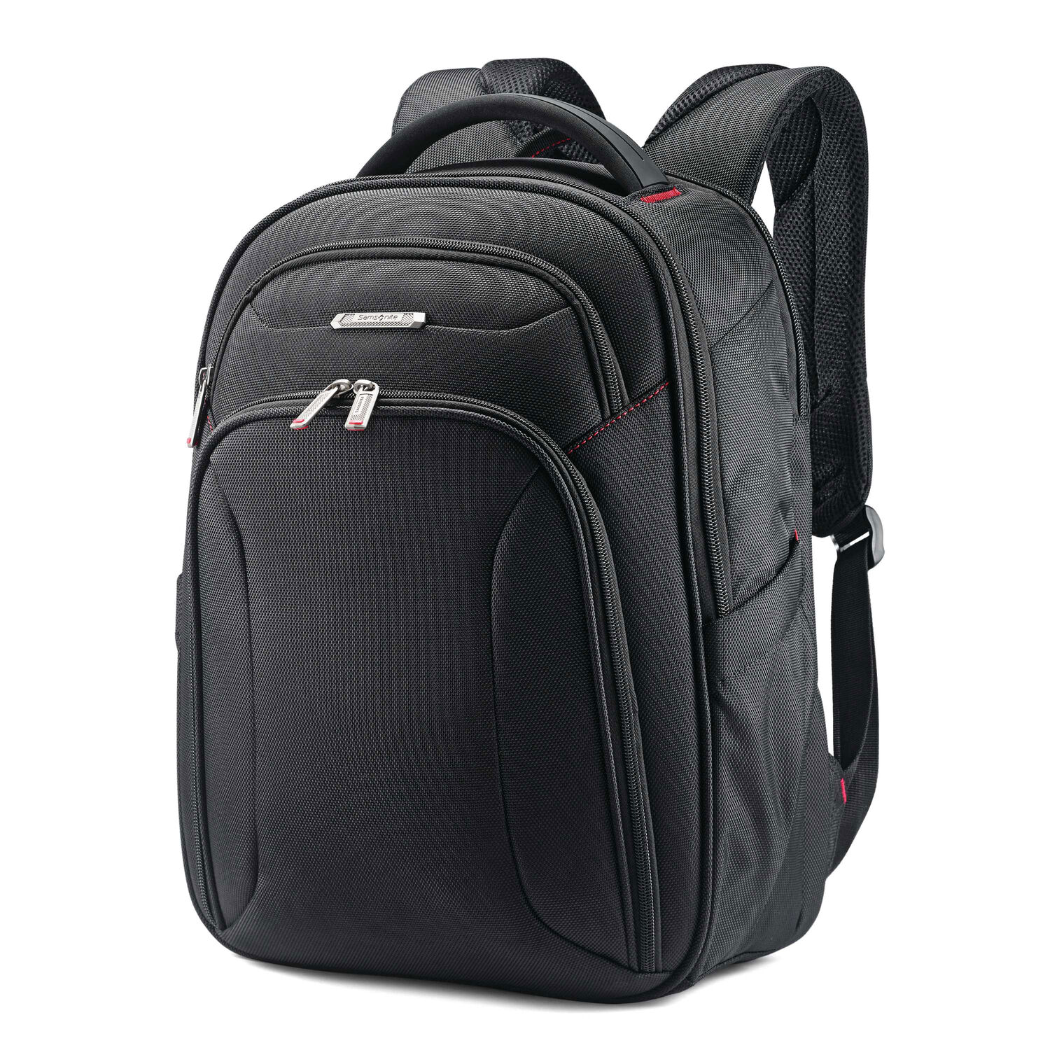 83fe2804084 Samsonite Xenon 3.0 Slim Backpack in the color Black.