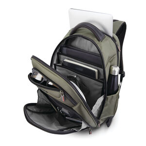 Samsonite Xenon 3.0 Large Backpack in the color Sage Green.