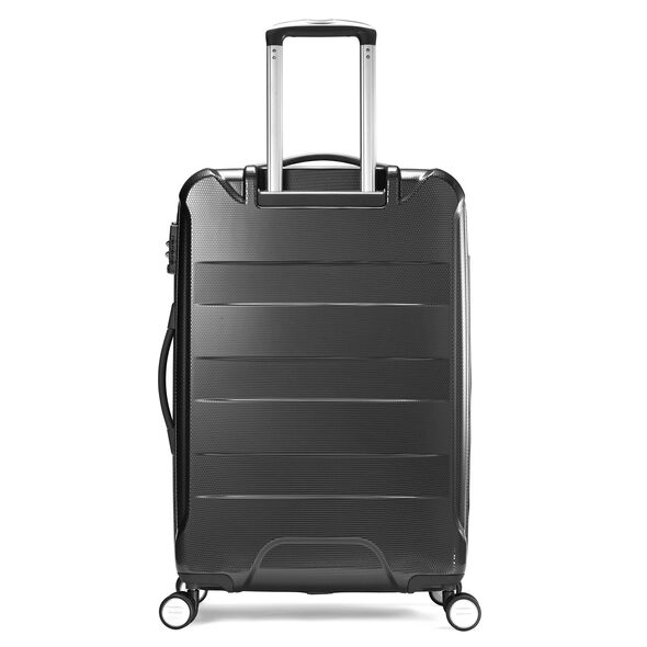 "Samsonite On Air 2 Hardside 21"" Spinner in the color Charcoal."