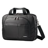 Samsonite Xenon 2 Two Gusset Toploader in the color Black.