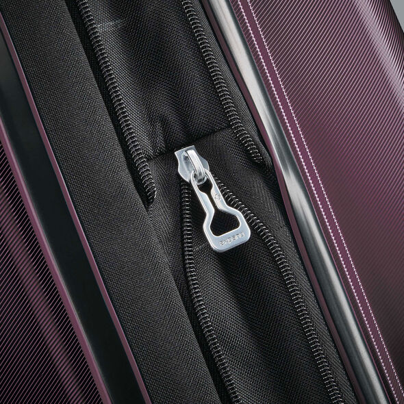 "Samsonite Pivot 29"" Spinner in the color Purple."