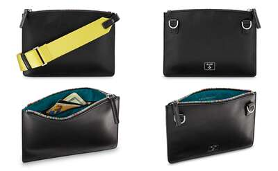 The Removable & Convertible Clutch
