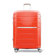 "Samsonite Freeform 28"" Spinner in the color Tangerine."