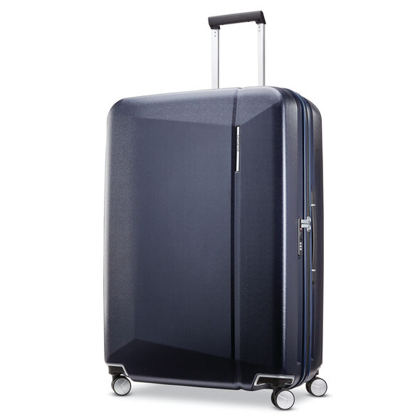 "Samsonite Etude 30"" Spinner in the color Dark Navy."
