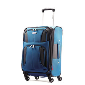 "Samsonite Aspire XLite 20"" Spinner in the color Blue Dream."
