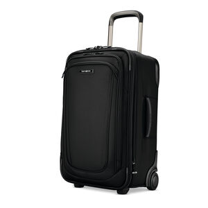 Silhouette 16 Expandable Wheeled Carry-On in the color Obsidian Black.