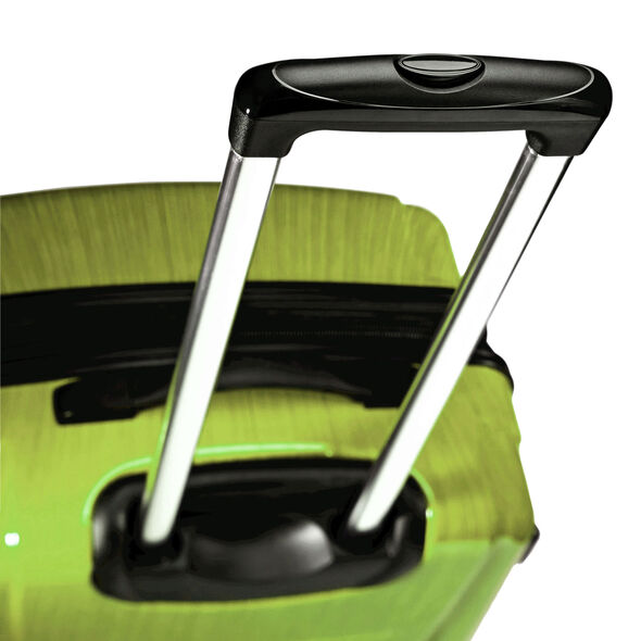 """Samsonite Reflex 2 24"""" Expandable Spinner in the color Lime."""