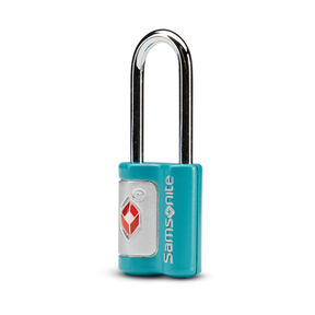 Samsonite 2-Pack Key Locks in the color Emerald Teal.