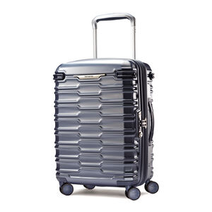 Stryde Carry-On Glider in the color Blue Slate.