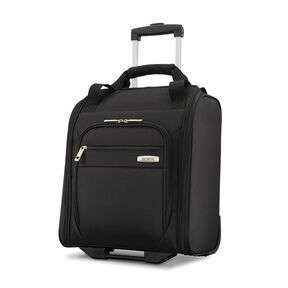Samsonite Advena Wheeled Carry-On Underseater in the color Black.