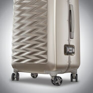 "Samsonite Fortifi 28"" Spinner in the color Dark Sand."