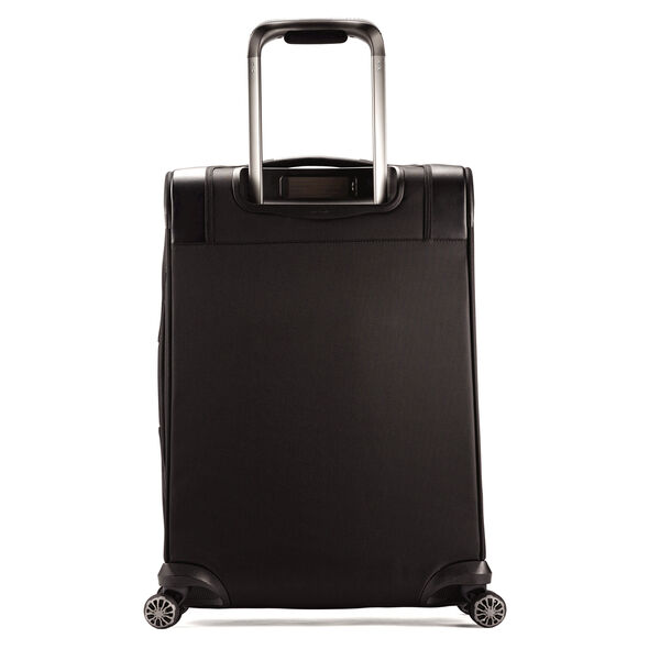 "Samsonite Silhouette XV 25"" Spinner in the color Black."