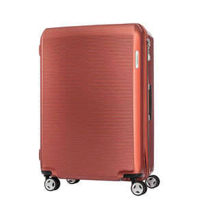 "Samsonite Arq 28"" Spinner in the color Matte Copper."