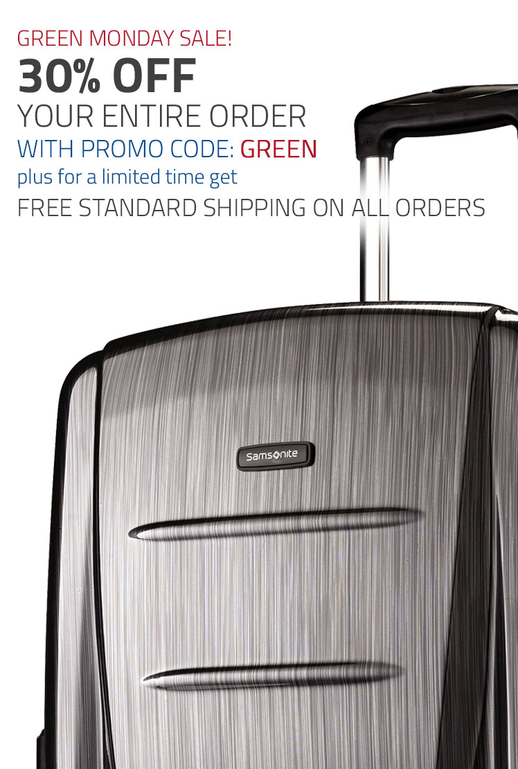 Green Monday Sale! - 30% Off Your Entire Order. Use Promo Code: GREEN. Plus Free Shipping on All Orders. Shop Now.