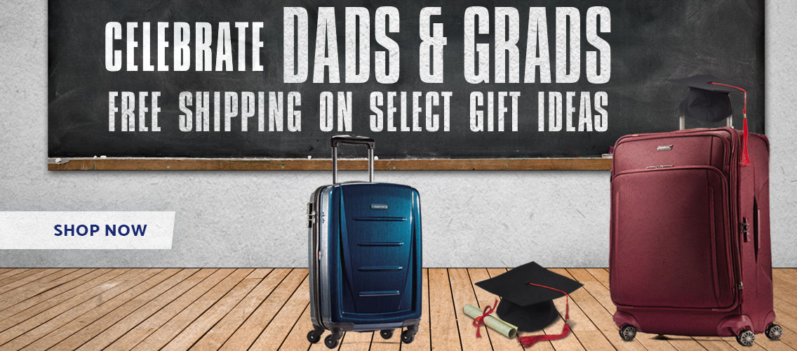 Celebrate Dads & Grads with free shipping on select gift ideas- Shop Now.