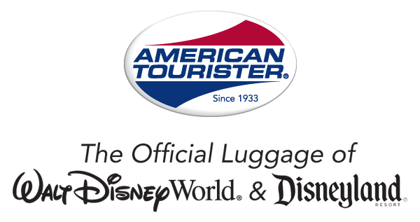 American Tourister - the offical luggage of Disney World Resorts and Disney Land