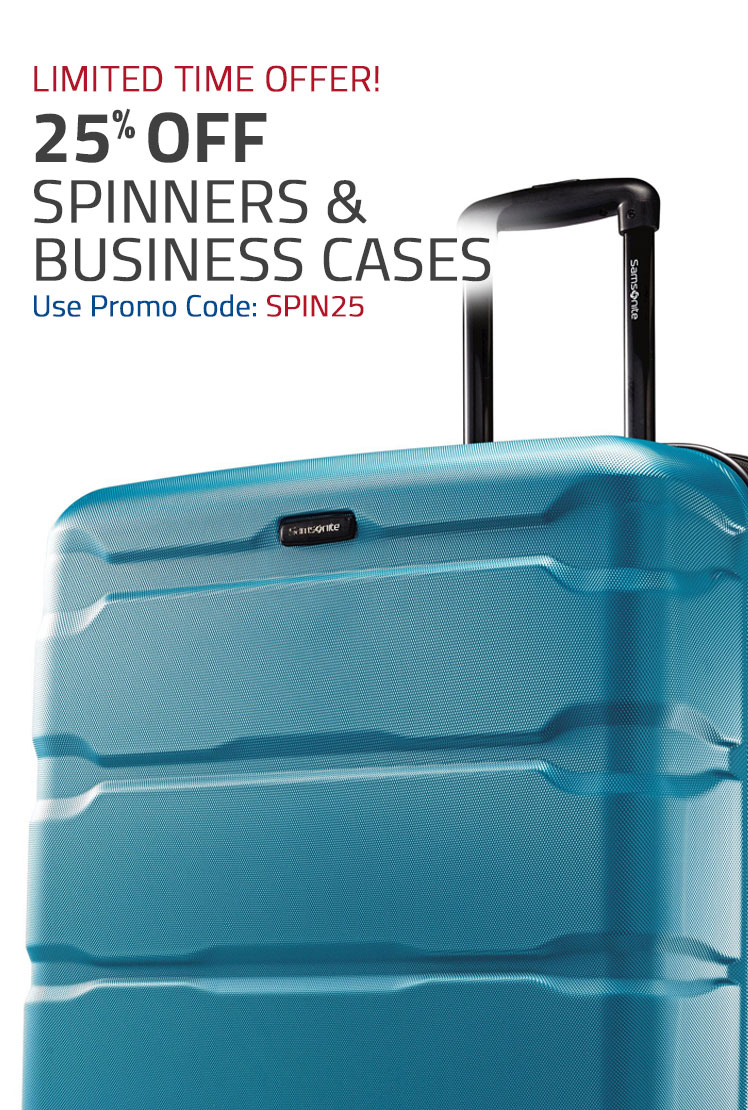 Spring into Savings! 25% Off Spinners & Business Cases!- Use Promo Code: SPIN25. Shop Now.
