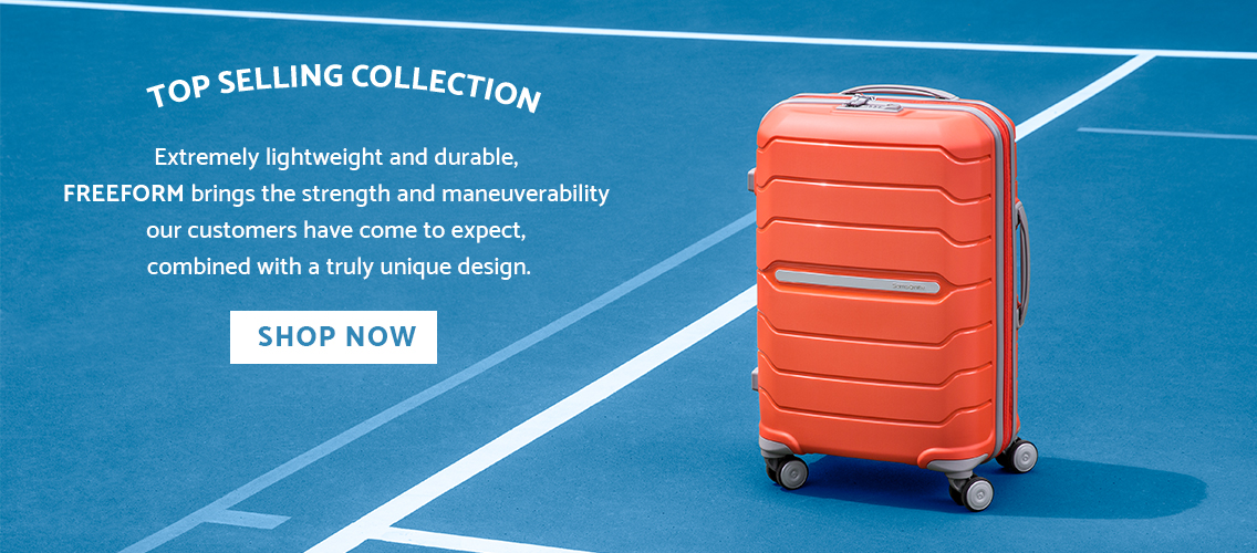 Samsonite - Durable & Innovative Luggage, Business Cases