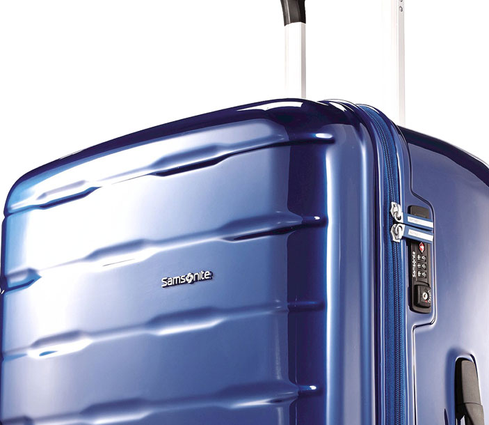 Samsonite Spin Trunk Collection - The suitcase that packs like a trunk. Shop Now.