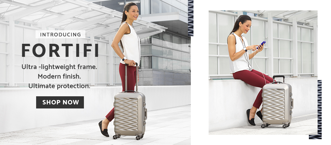 Carry peace of mind with you when traveling with important belongings  without compromising style with the ... 41695eb3e8e