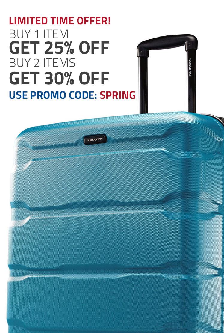 Limited TIme Offer! Buy 1 Item get 25% off, Buy 2 or More Items get 30% off.Use promo Code: SPRING. Shop Now.