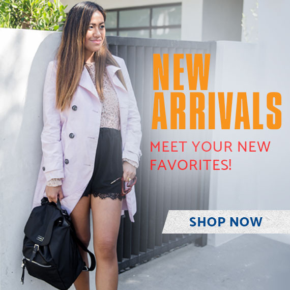 Shop New Arrivals and Meet your New Favorites. Shop Now.
