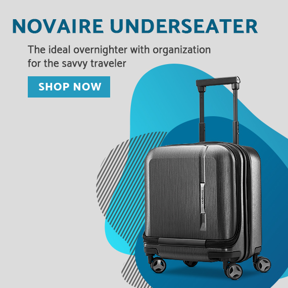 Samsonite - Durable & Innovative Luggage, Business Cases, Backpacks