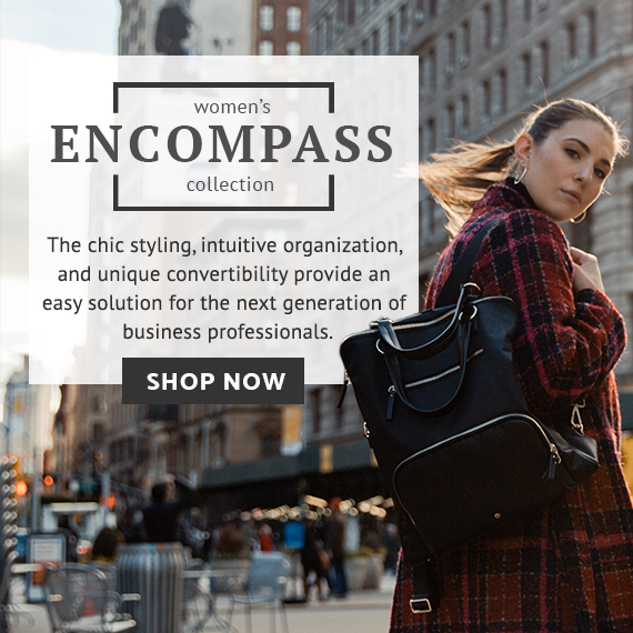 Designed to be part of your journey, the Women's Encompass Convertible Collection was built to live life with you! Click here to shop Now.