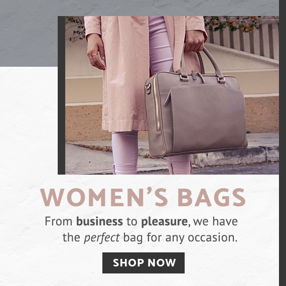 From business to pleasure, we have the perfect bag for you. Click here to shop Samsonite Women's category.