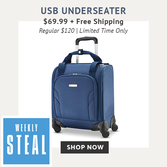 Limited time offer, Weekly Steal Special Pricing for Spinner Underseater with USB Post, for only $69.99. No Code needed. Plus Free Standard Shipping. Click Here To Shop Now!