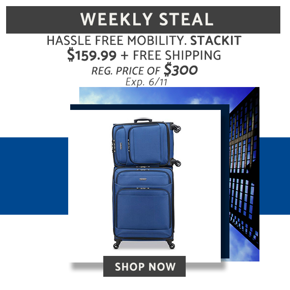 5a6b0383648 Limited Time Only - Weekly Steal - StackIt 2PC Set For Only $159.99 plus  free standard