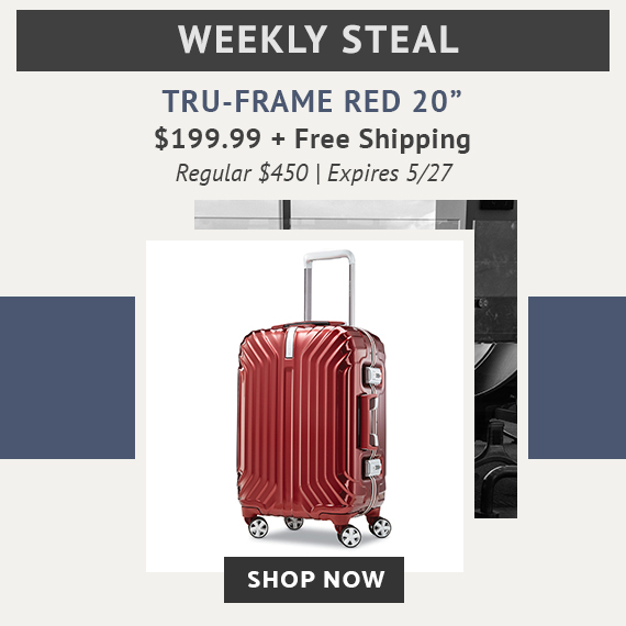 Limited Time Only - Weekly Steal - Tru-Frame 20