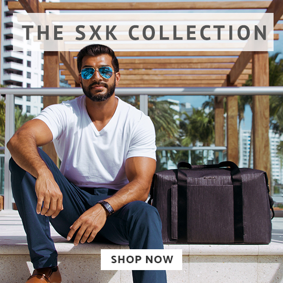 Samsonite SxK Collection -Samsonite built with Dupont™Kevlar­­® Click here to Shop Now.