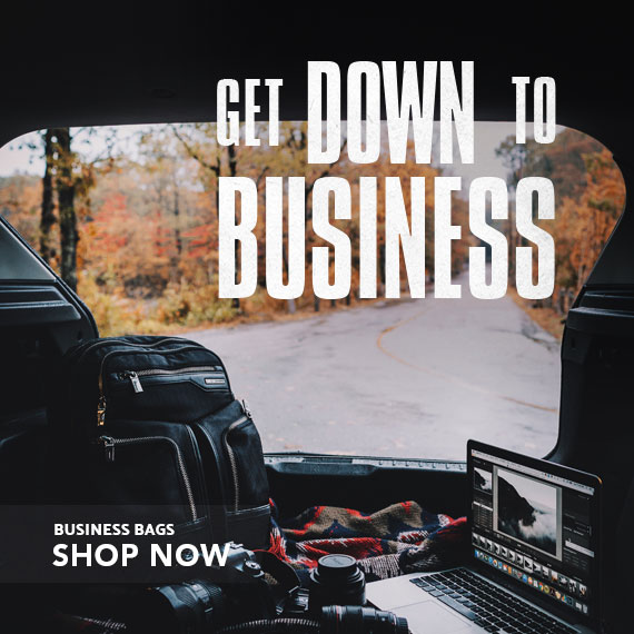 Get Down to Business with Samsonite Business Bags. Shop Now.
