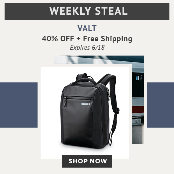 5e86457dafac Limited Time Only - Weekly Steal - Valt Collection marked down 40% Off. No
