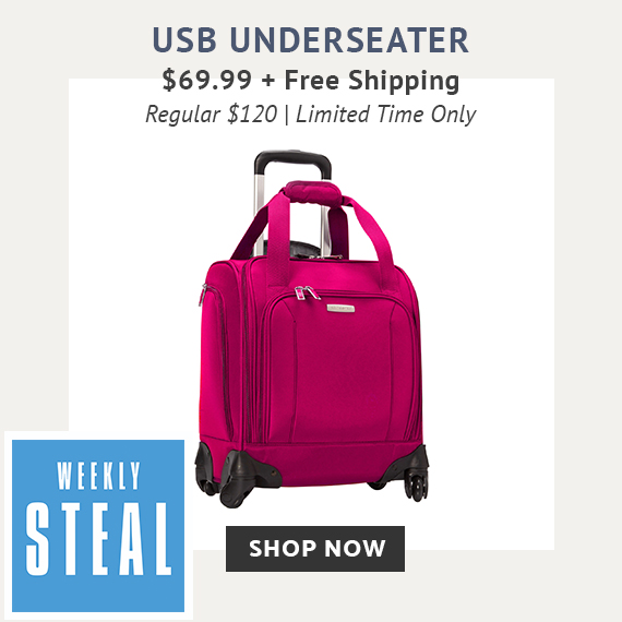 7779e3b61bb92 Limited time offer, Weekly Steal Special Pricing for Spinner Underseater  with USB Post, for