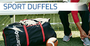 Shop Samsonite Sport Duffels. Whatever you play, or wherever you go, these bags can handle it.